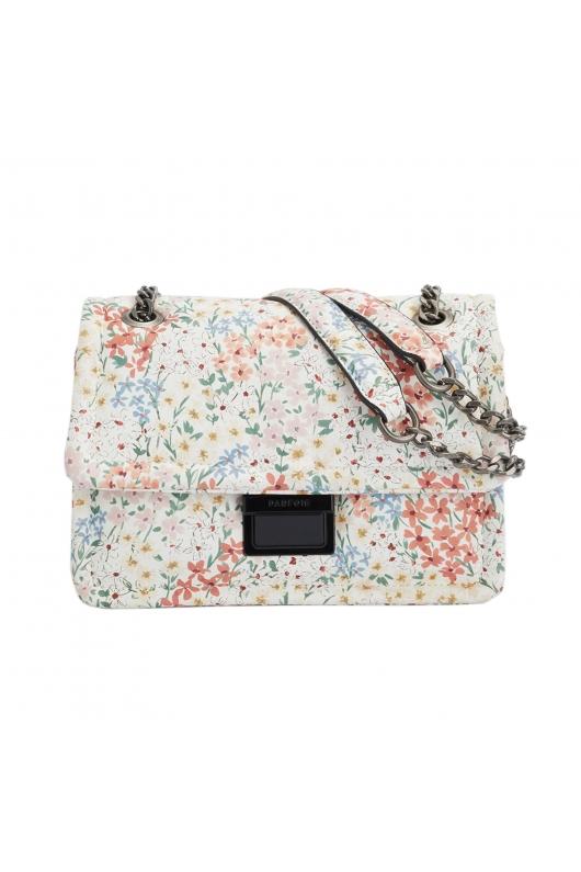 Crossbody Bag LANE White S
