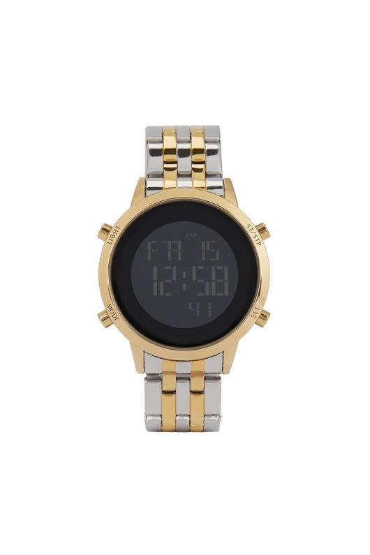 Digital Watch GOLD TRAY Gold U