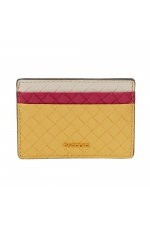 Card Holder Boogie Yellow S