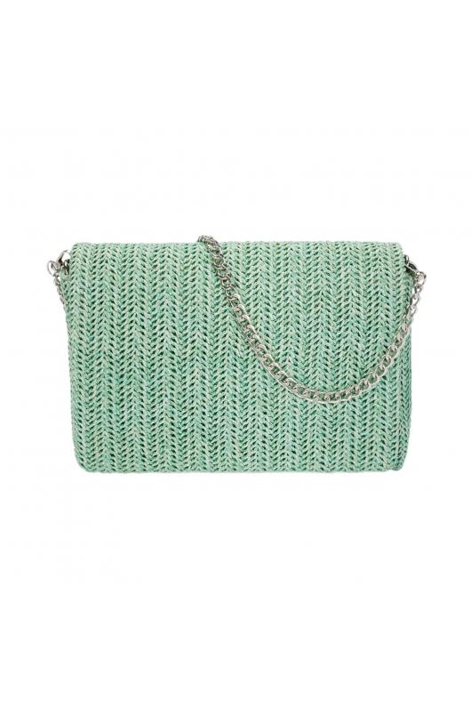 Envelope Bag FISHNET Light Green M
