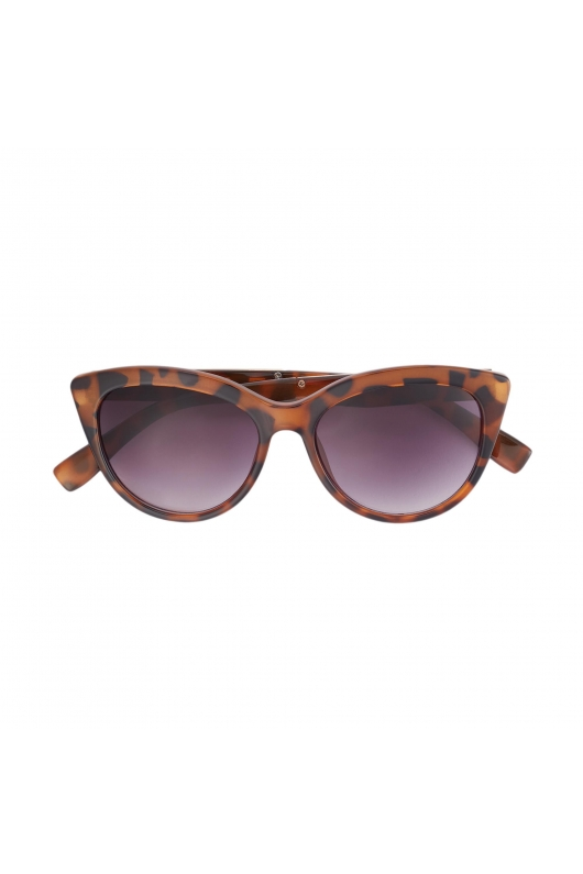 Cat Eye Sunglasses General Sunglasses Brown U