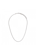Necklace STAINLESS STEEL CHAINS Silver U