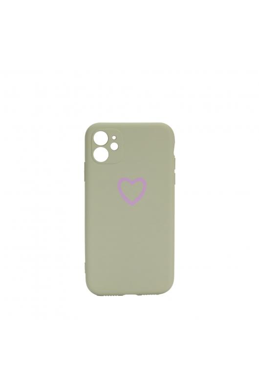 Phone case Light Grey U