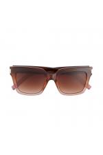 Square Sunglasses GENSUN Halftone Multicolor U