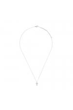 Necklace STAINLESS STEEL SILVER Silver U