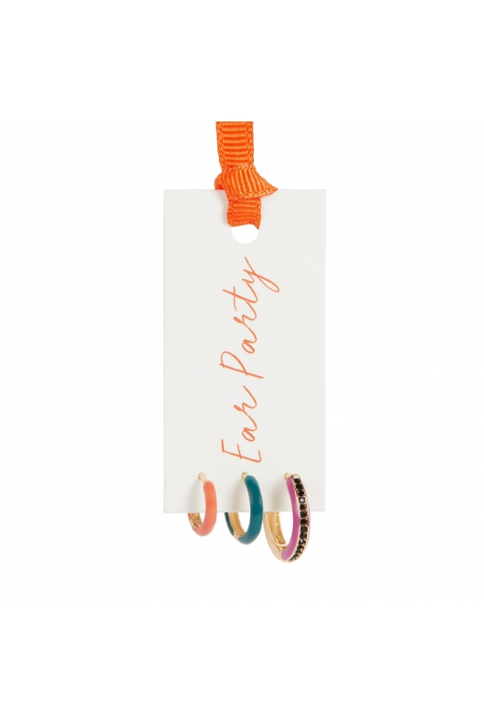Earring KISS COLLECTION Bright Multicolor U