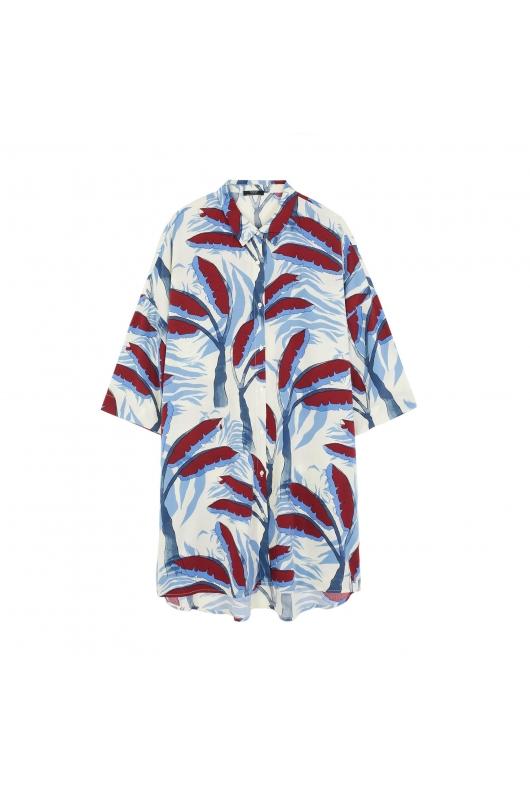 Dress PALM BEACH Ecru U