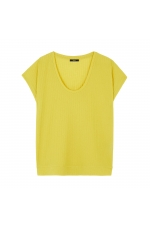 T-shirt LATERAL Yellow