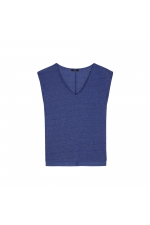 T-shirt LATERAL Blue