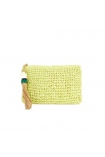 Envelope Bag NAIROBI TOTAL LOOK Lime S