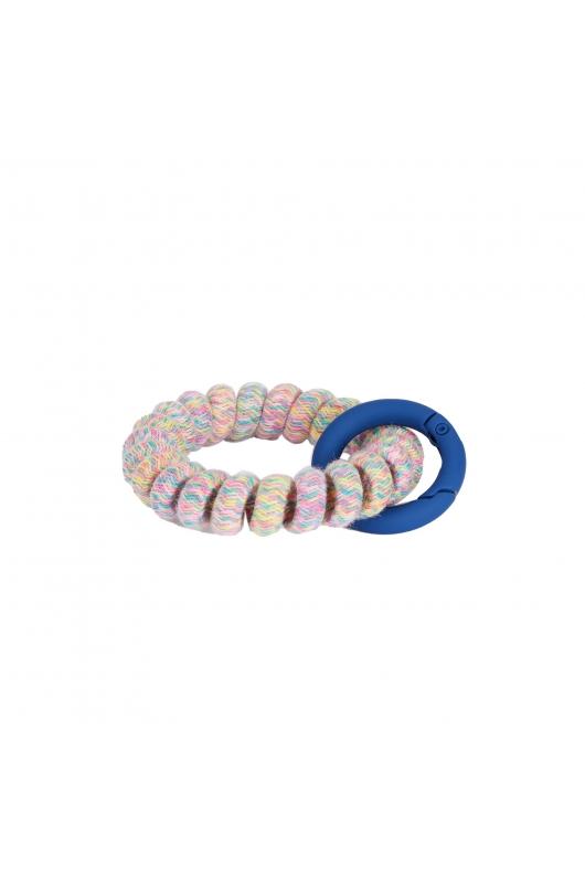 Key Chain Bright Multicolor