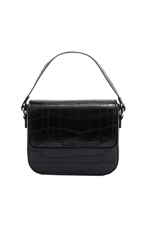 Hand Bag DONUT Black S