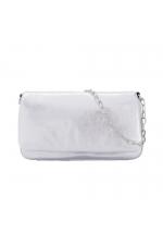 Envelope Bag MUFFIN Silver M