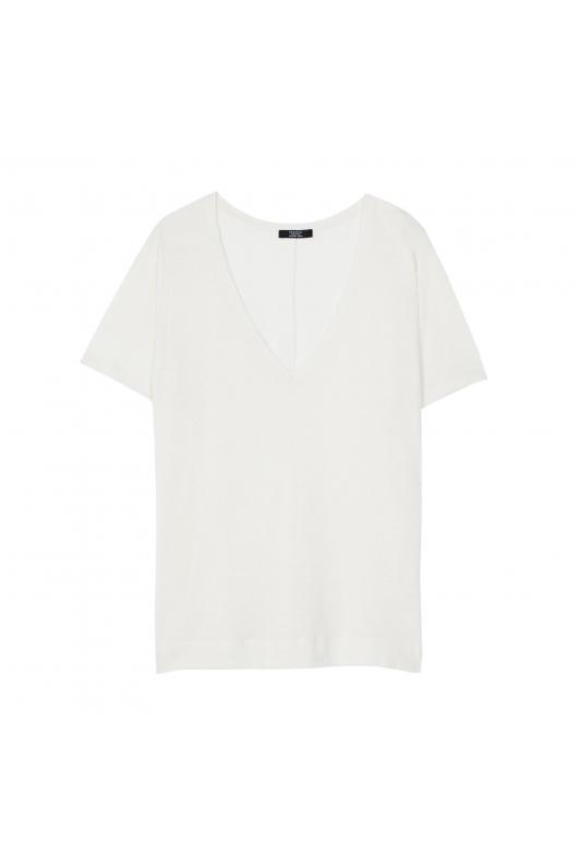 T-shirt PALM BEACH Beige