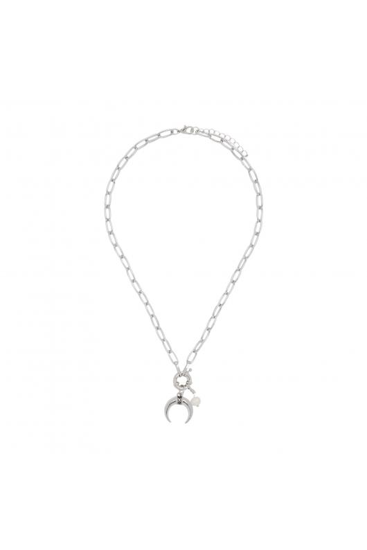 Necklace BLOG Silver U