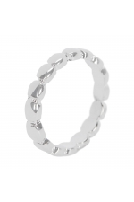 Ring SILVER DELICATES Silver