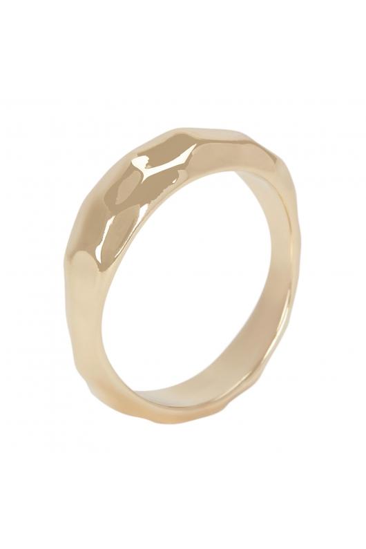 Ring GOLDEN BASICS Gold