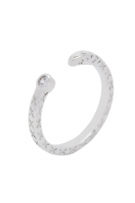 Ring KISS COLLECTION Silver