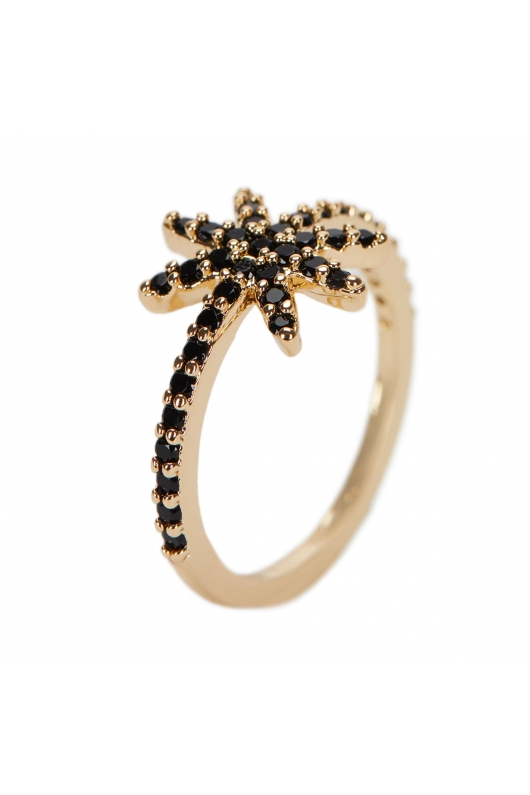 Ring KISS COLLECTION Black