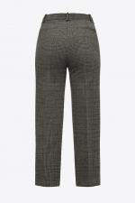 Pantaloni Straight-cut