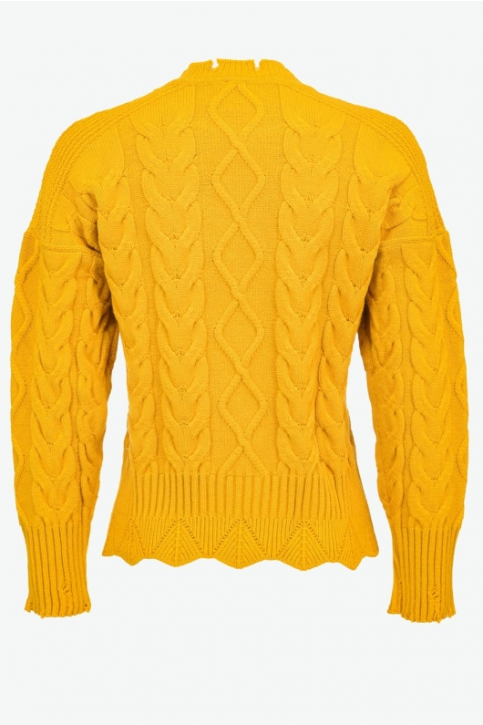 PULOVER TRICOT