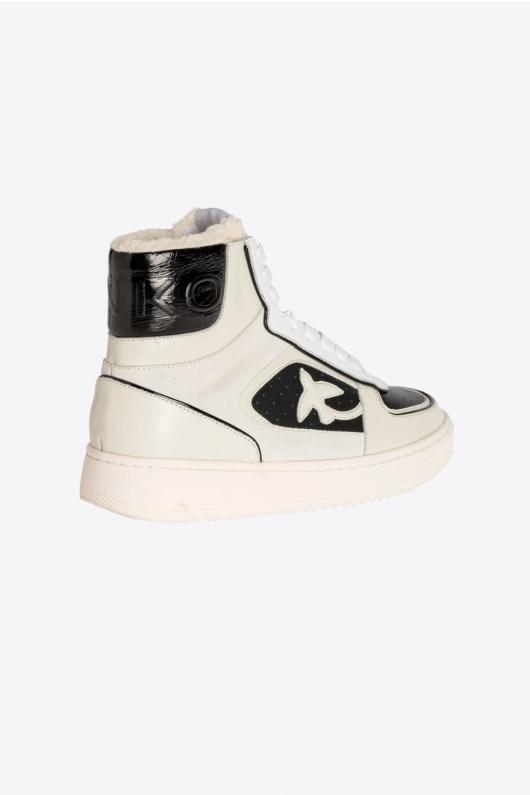 TRAINERS HIGH-TOP