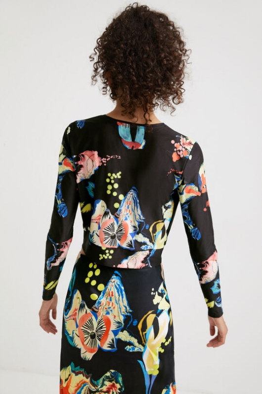 BLUZA ARTY DESIGNED BY M. CHRISTIAN LACROIX