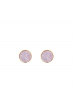 Earring BOREAL WIND Pink