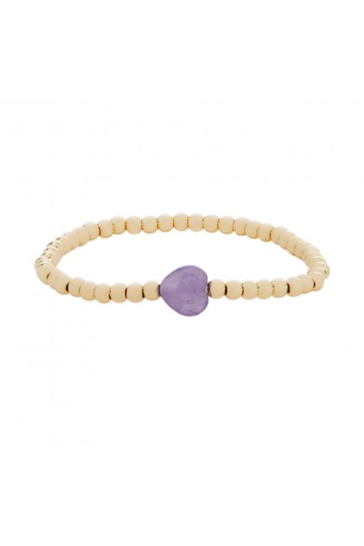 Bracelet GRAPE STONES Violet