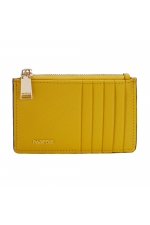 Card Holder NM BASIC JUNGLE Yellow M