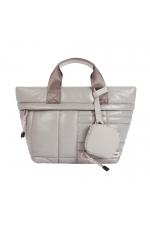 Shopper Bag FLUFFY Grey M
