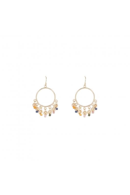 Earring BOREAL WIND Halftone Multicolor U