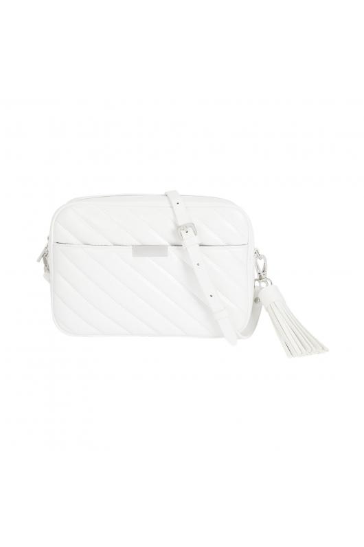 Crossbody Bag DAN3 White M