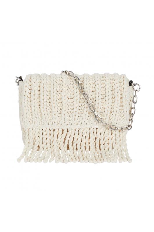 Envelope Bag CARAMEL  Ecru S