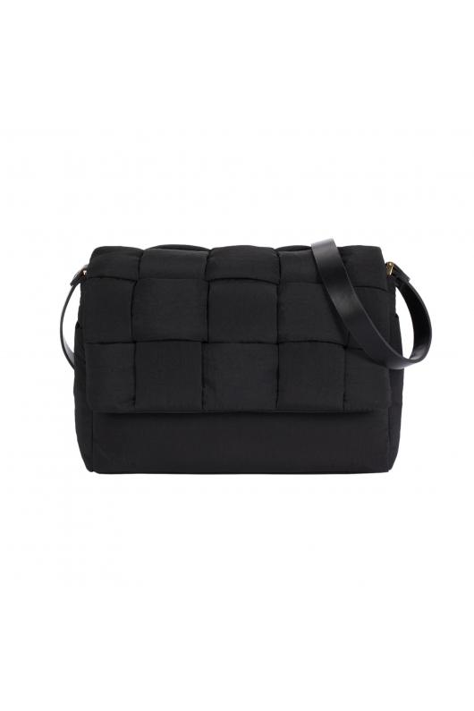 Crossbody Bag QUILTY Black L