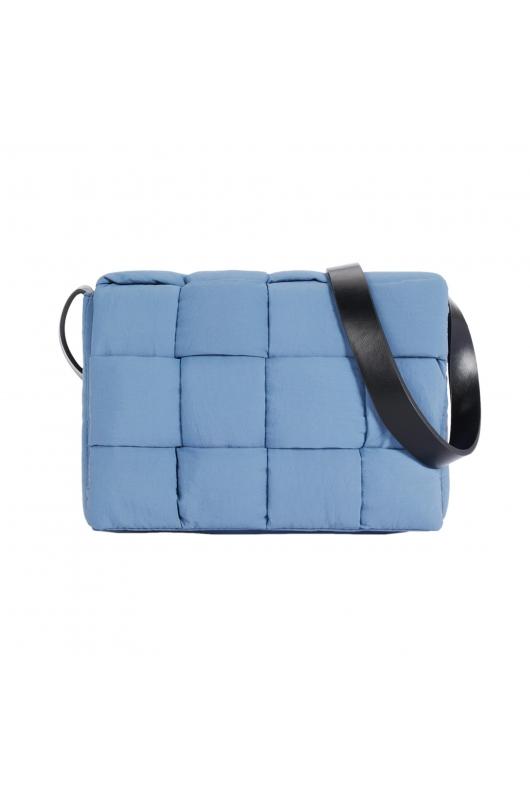 Crossbody Bag QUILTY Blue S