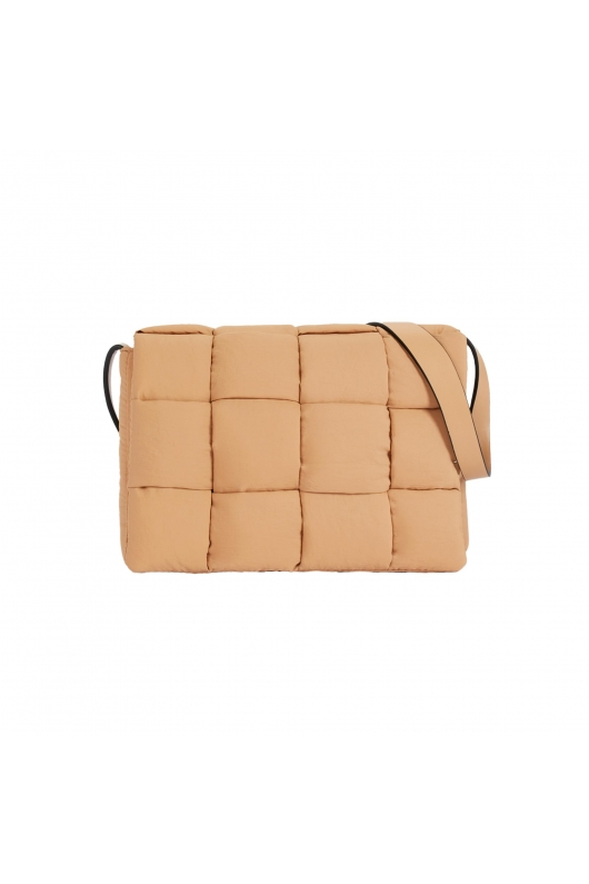 Crossbody Bag QUILTY Camel S