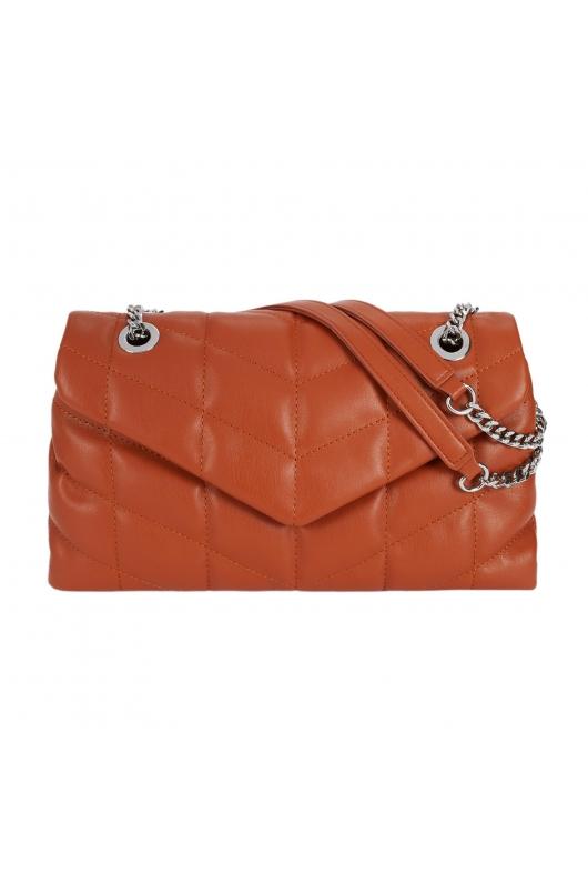 Crossbody Bag JENNY2 Camel M