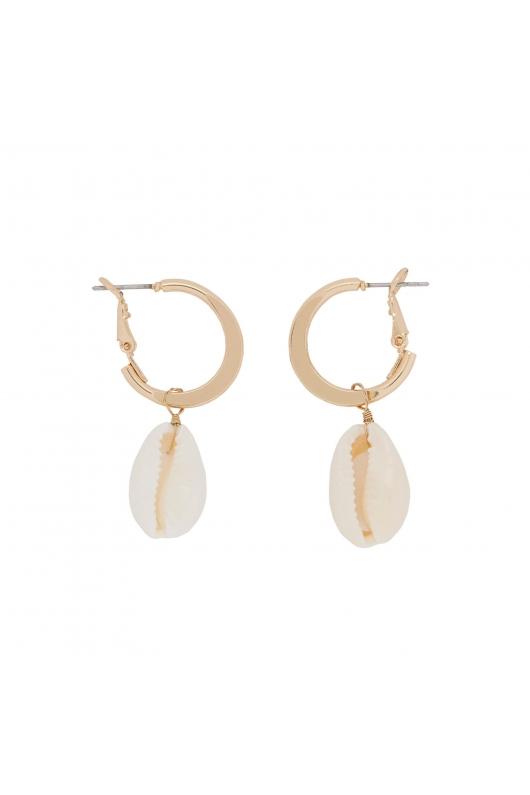 Earring GOLDEN BASICS Gold U