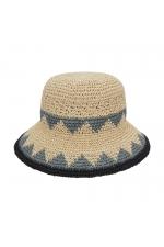 Boater Hat Ecru U