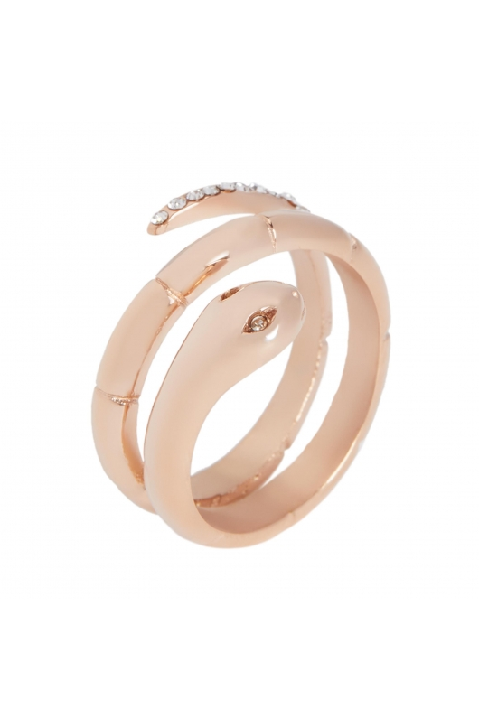 Ring STAINLESS STEEL SILVER