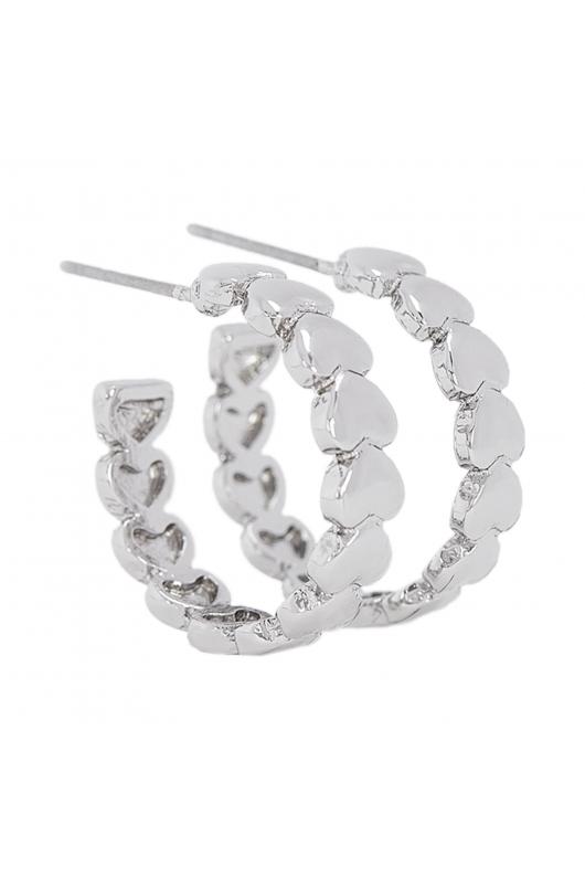 Earring SILDEL Silver U