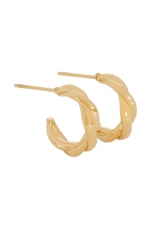 Earring STAINLESS STEEL SILVER