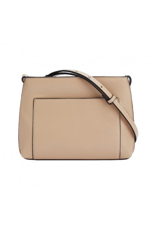 Crossbody Bag MARLIN Taupe M