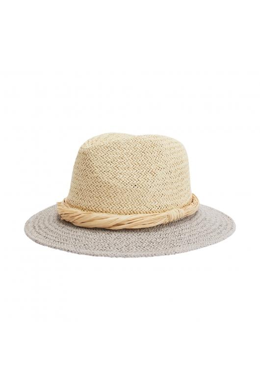 Fedora Hat Grey U