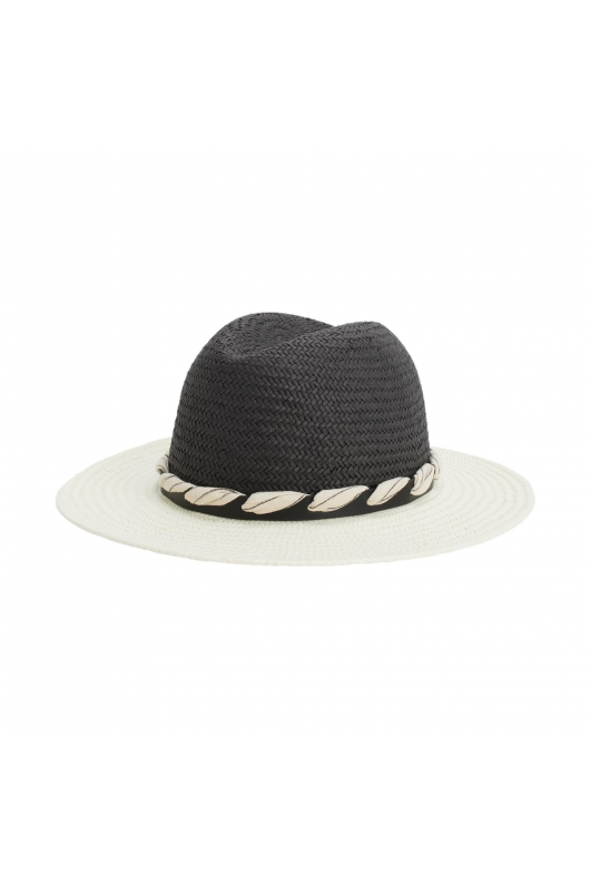 Fedora Hat Black U