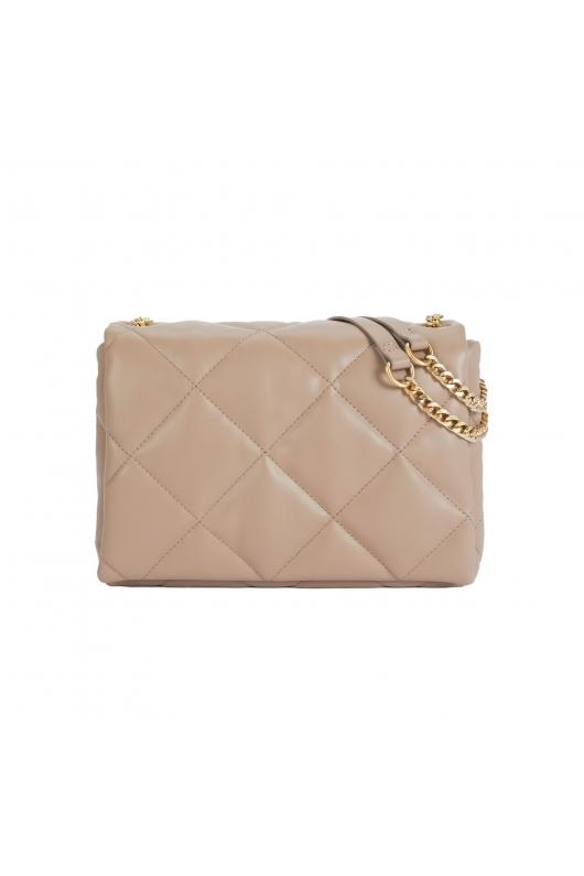 Crossbody Bag YORK1 Taupe M