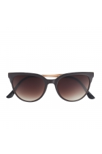 Butterfly Sunglasses GENSUN Brown