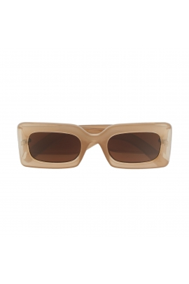 Butterfly Sunglasses GENSUN Nude