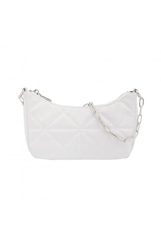 Crossbody Bag AMARETO White S